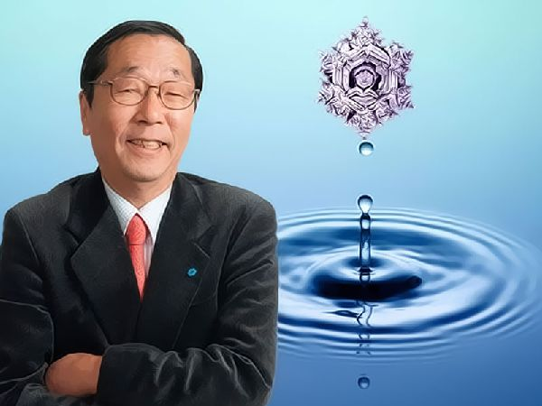 the healing power of water hexagonal water